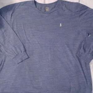 Polo Ralph Lauren Long Sleeve T-Shirt XXL Big Tall